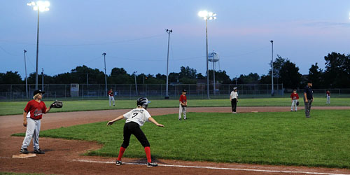 Prince Edward County Minor Baseball Association